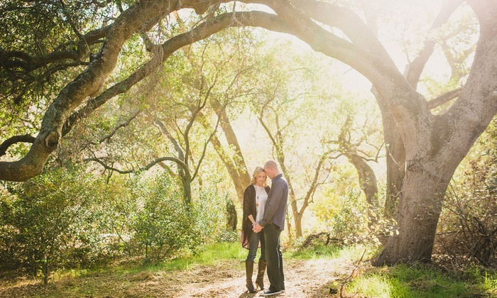 Justice Photography - San Diego: $89 for a Wedding Photo-Shoot with 25 Retouched Digital Images from Justice Photography ($400 Value)