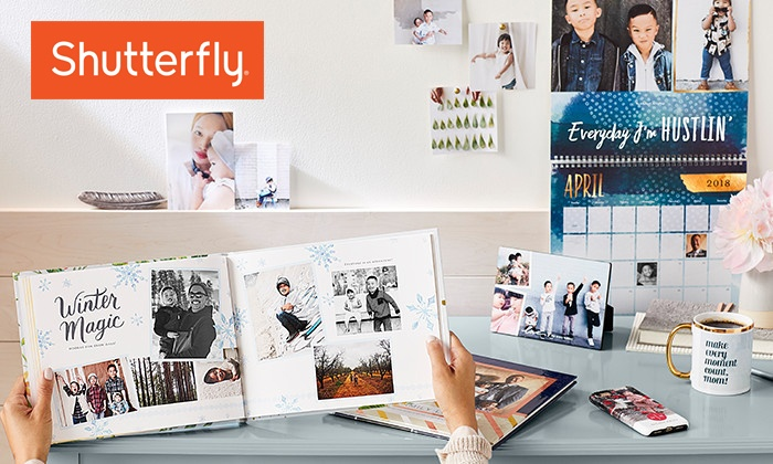 photo products from shutterfly shutterfly groupon