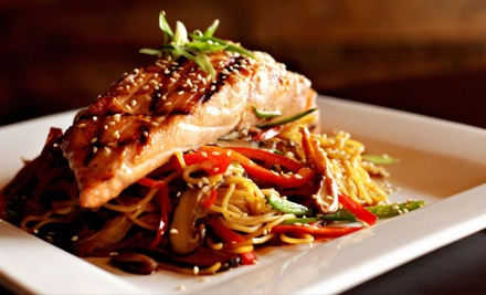 $39 for a Seasonal Lunch for Two at Urban Eatery (Up to $86.50 Value)