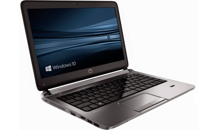 Portátil HP ProBook Intel Core i5, disco SSD y Windows 10 (envío gratuito)