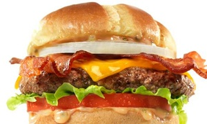 Johnny Rockets: American Fare for Two or Four at Johnny Rockets (Up to 38% Off)