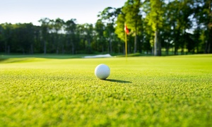 Prairie Highlands Golf Course: 18-Hole Round of Golf for Two or Four Including Cart and Range Balls Prairie Highlands Golf Course (47% Off)