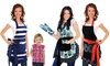 Flirty Home, LLC (SIMPLE PRODUCTS CORPORATION): $15 for $30 Worth of Aprons, Bibs, and Kitchen Gloves from Flirty Aprons