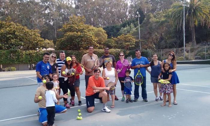 Marcos Bortolato Tennis Lessons - San Francisco: $46 for $90 Worth of Tennis — Marcos Bortolato Tennis Lessons