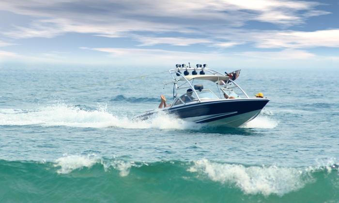 Just Wonderfil Charters - Bergen Beach: $125 Off Full Day Fishing Charter  at Just Wonderfil Charters