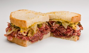 Gandolfo's New York Deli - Jacksonville: Deli Food for Two or Four or More at Gandolfo's New York Deli (Up to 40% Off)