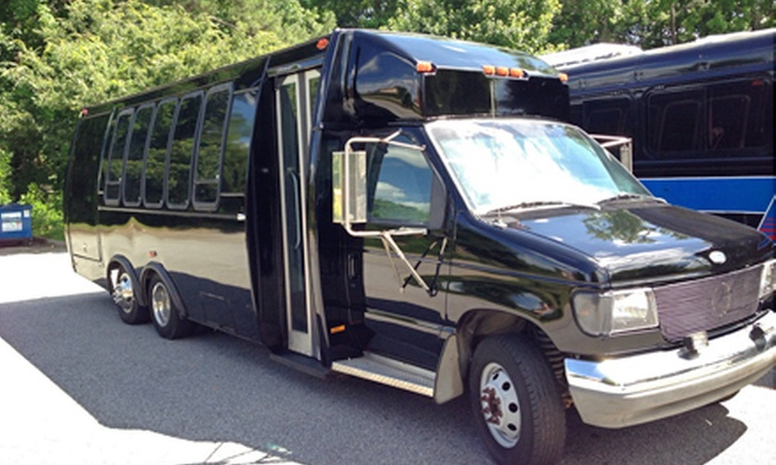 Hot ATL Party Bus - Atlanta: Two- or Four-Hour Party-Bus Rental from Hot ATL Party Bus (Half Off)