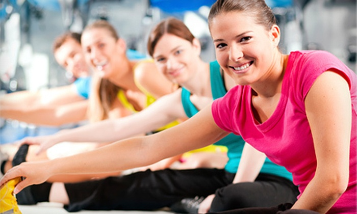 Sportscenter Athletic Club - Greensboro: Three-Month or One-Year of Gym Membership at Sportscenter Athletic Club (Up to 79% Off)