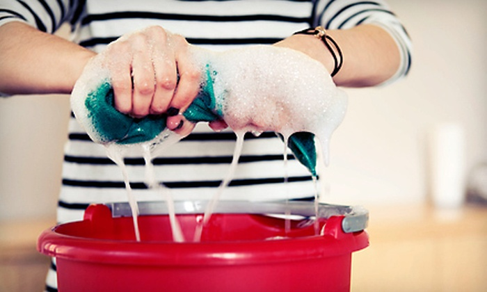 No Hassle Cleaners - Omaha: Two or Three Hours of Housecleaning with Two Technicians from No Hassle Cleaners (Half Off)