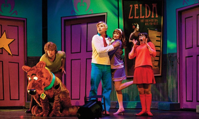 """Scooby-Doo Live! Musical Mysteries"" - Comerica Theatre: $22.50 for ""Scooby-Doo Live! Musical Mysteries"" at Comerica Theatre on May 14 at 6:30 p.m. (Up to $45 Value)"