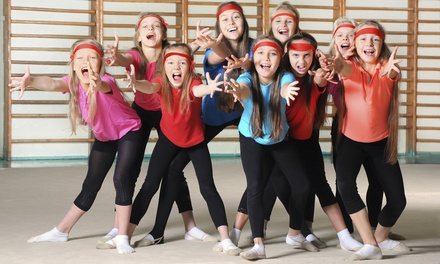 Youth Dance Classes and Camps at Dance Productions 2 (Up to 40% Off). Five Options Available.