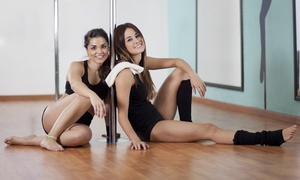 Arete Pole Fitness: Five or Ten Pole-Dancing Classes at Arete Pole Fitness (Up to 68% Off)