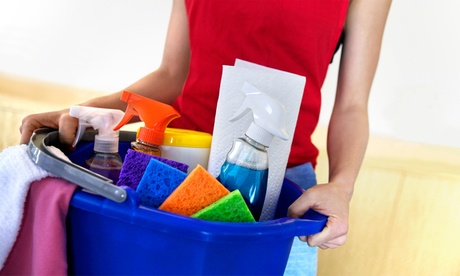 Up to 92% Off on Supplies - Home Cleaning (Retail) at Ujima Clean