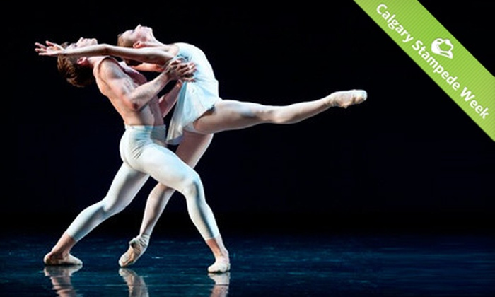 """Dance Masters - Banff: """"Dance Masters"""" Ballet Show for Two, Four, or Six at The Banff Center (Up to 54% Off)"""