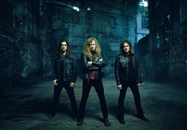 Megadeth: Megadeth on Saturday, October 8, at 6 p.m.