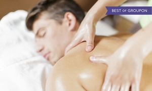 Holistic Solutions: One or Three 60-Minute Full-Body Massages at Holistic Solutions (Up to 62% Off)