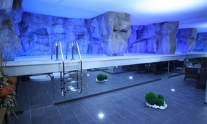 L ISOLA DEL BENESSERE: L'Isola del Benessere - Percorso spa di coppia con massaggio e trattamenti a scelta (sconto fino a 79%)