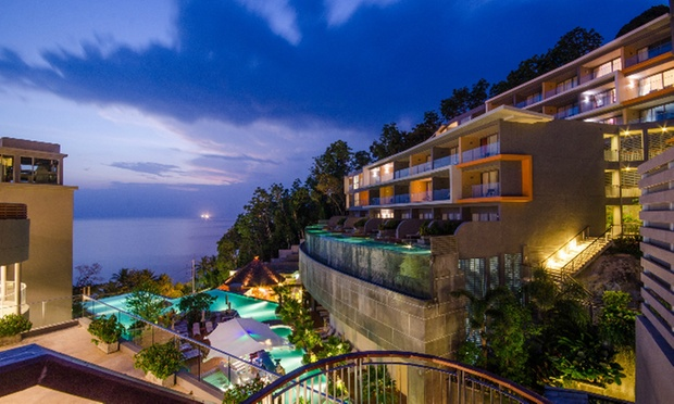 Phuket: 5* Seaview Stay in Patong 9