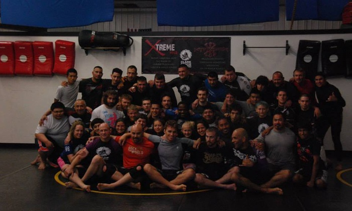 Xtreme Mma - Fillmore: Four Weeks of Membership and Unlimited Fitness Classes at Xtreme Martial Arts and Fitness  (65% Off)