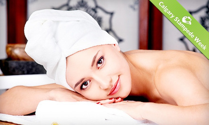 pink Lime Salon & Spa - Downtown: Salon and Spa Services at pink Lime Salon & Spa (Half Off). Two Options Available.
