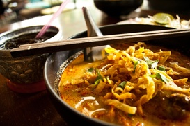 Cha Cha Thai: 50% Off Lunch Entree with Purchase of One Lunch Entree at Cha Cha Thai