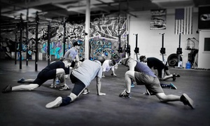 KMF CrossFit: $67 for a Six-Week Membership with 10 CrossFit Fundamentals Classes at KMF CrossFit ($280 Value)