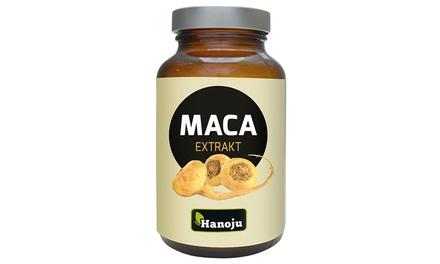 HANOJU Maca Premium 4:1 Extract 500mg for £8.99
