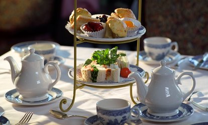 image for Traditional or Belgian Chocolate Afternoon Tea for Two or Four at Treat Street