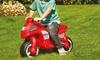 Kids Push Ride-On Motorbike