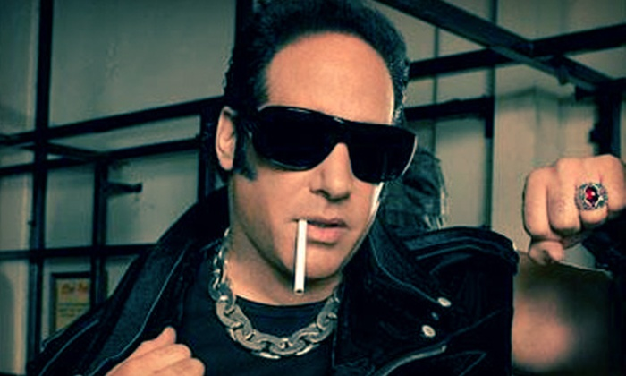 Andrew Dice Clay - Poughkeepsie: Andrew Dice Clay at Mid-Hudson Civic Center on September 22 at 7:30 p.m. (Up to Half Off)