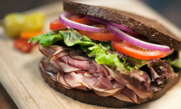 Heidi's Brooklyn Deli - Bakersfield: $10 for Two $10 Vouchers for Sandwiches and Sides at Heidi's Brooklyn Deli