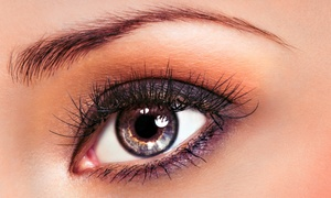 Lexie Bloom Makeup Artistry: Eyelash Extensions with Option for One or Two Lash Refills at Lexie Bloom Makeup Artistry (Up to 67% Off)