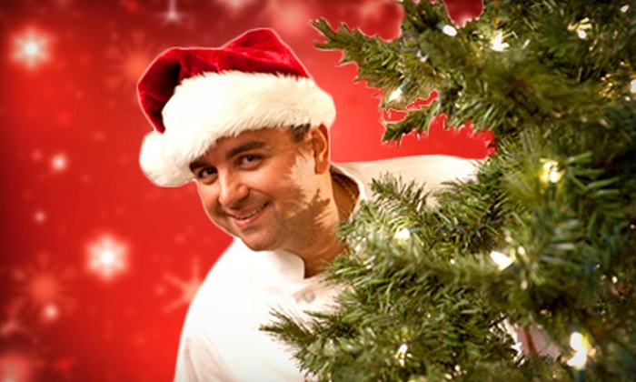 Buddy Valastro Live! Homemade for the Holidays Tour - Coliseum Drive: Buddy Valastro Live! Homemade for the Holidays Tour at Ovens Auditorium on December 12 at 7:30 p.m. (Up to $60.65 Value)