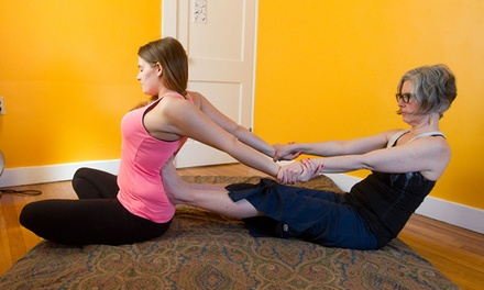 One or Three Thai Massages at Yoga Wellness Bodywork (Up to 51% Off)