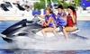 Boyne Watersports - Boyne City: Standup-Paddleboard or Kayak Rental for One or Two, or a Jet-Ski Rental at Boyne Watersports (Up to 44% Off)