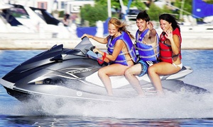 Boyne Watersports: Standup-Paddleboard or Kayak Rental for One or Two, or a Jet-Ski Rental at Boyne Watersports (Up to 44% Off)