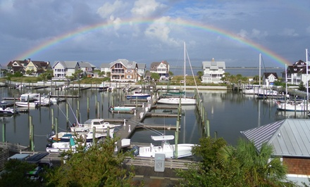 2- or 3-Night Stay at The Marsh Harbour Inn in Bald Head Island, NC