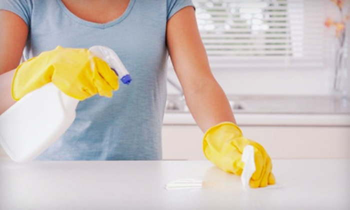 Class A Cleaning - Goose Island: $55 for Two Hours of Housecleaning from Class A Cleaning ($110 Value)