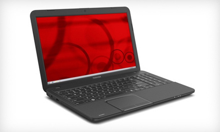 Toshiba Satellite Laptop: $399 for a Toshiba Satellite Laptop with a 2.3GHz Intel Pentium Processor and a 15.6-Inch Screen ($428.99 List Price)