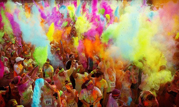The Graffiti Run - Campbell's Field: $25 for 5K Registration for Graffiti Run on Saturday, August 17 ($55 Value)