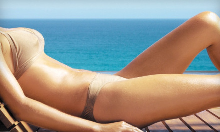 The OC Laser - Tempe: One, Three, or Five Airbrush-Tanning Sessions at The OC Laser (Up to 65% Off)
