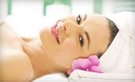 $30 for an Eight-Step Facial at Roses Face & Body Contour ($120 Value)