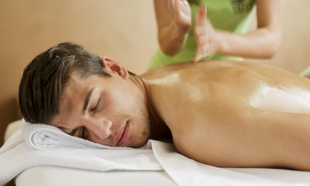 Up to 56% Off Full Body Massages at Academy of Holistic Arts