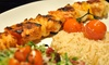 Agora Restaurant - London: Two-Course Turkish Meal With Prosecco For Two or Four from £19.95 at Agora (Up to 46% Off)