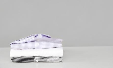 Exklusives Herrenhemd aus Bambusfaser in verschiedenen Farben und Größen nach Wahl von HMK Masskonfe