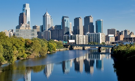 Stay at Embassy Suites Philadelphia – Center City in Philadelphia, PA; Dates into February 2015