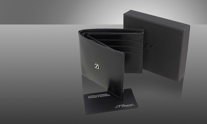 S.T. Dupont: S.T. Dupont Business Card Holders and Wallets from $65. Assorted Styles Available. Free Shipping and Returns.