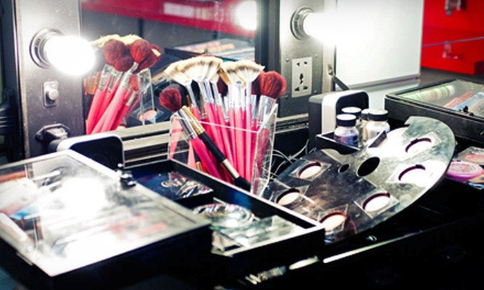 AnaV Beauty - Downtown Vancouver- The Electra Building: Two-Hour Advanced Makeup 101 Lesson for One or Two from AnaV Beauty (Up to 77% Off)