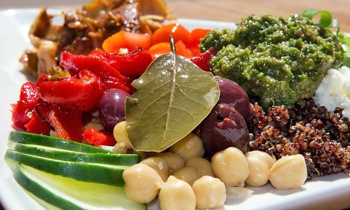 Lovage - Pike Place  Market: $12 for $20 Worth of Healthy Soups, Salads, And Rice Bowls at Lovage (40% Off)