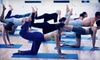 Hollywood Market Yoga - Hollywood Market Yoga: $35 for 10 Classes at Hollywood Market Yoga ($120 Value)